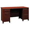 60W x 30D Double Pedestal Desk