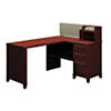60W x 47D Corner Desk with Storage