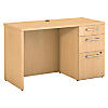 48W x 22D Desk with Pedestal