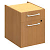 19D 2-Drawer 3/4 Pedestal