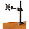Monitor Arm with Post