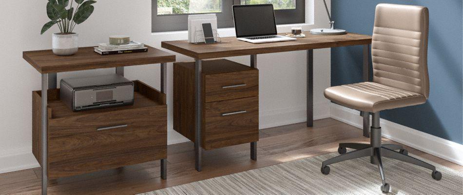 Desks & Credenzas