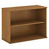 30H 2 Shelf Bookcase