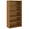 72H 5 Shelf Bookcase