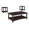 Coffee Table and Set of 2 End Tables