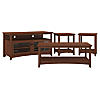TV Stand, Coffee Table and Set of 2 End Tables