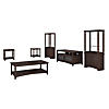 TV Stand, Coffee Table, End Tables and Storage Cabinets