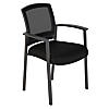Mesh Back Guest Chairs Set of 2