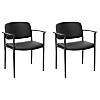 Office Guest Chairs Set of 2