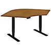 48 x 48 x 30 Corner Height Adjustable Standing Desk
