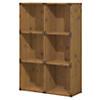 6 Cube Bookcase