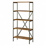 5 Shelf Etagere Bookcase