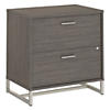 Lateral File Cabinet - Assembled