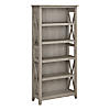 Tall 5 Shelf Bookcase