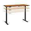 60W x 24D Height Adjustable Standing Desk