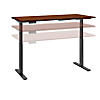 72W x 24D Height Adjustable Standing Desk