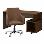 60W Writing Desk and Chair Set