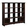 16-cube Bookcase / Room Divider
