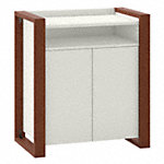 2 Door Accent Storage Cabinet