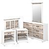 5 Piece Twin Size Bedroom Set