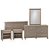 Full/Queen Size 5 Piece Bedroom Set