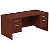 66W x 30D Shell Desk with 2-3/4 Pedestals