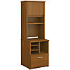 24W Piler Filer Cabinet with Hutch