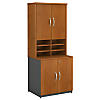 30W Storage Cabinet and Hutch