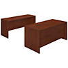 66W x 30D Desk Shell with Credenza