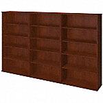 66H Bookcase Storage Wall
