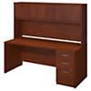 72W x 30D Desk with Storage
