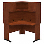 48W x 48D C Leg Corner Desk with Hutch
