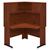 48W x 48D C Leg Corner Desk with Hutch