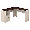54W L Shaped Desk