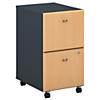 2 Drawer Mobile Pedestal