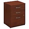 24W 3 Drawer Pedestal - Assembled