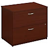 36W 2 Drawer Lateral File