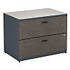36W 2-Drawer Lateral File