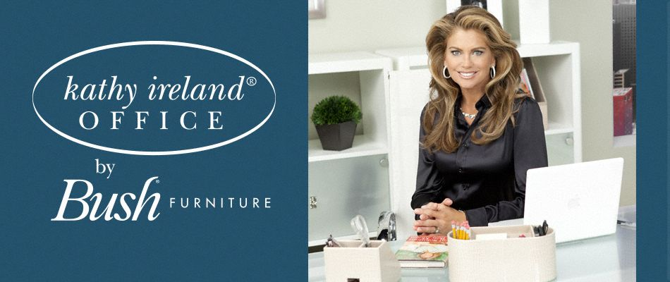 kathy ireland Office by Bush Furniture